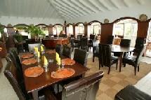 Le restaurant de l'hôtel va être également rénové