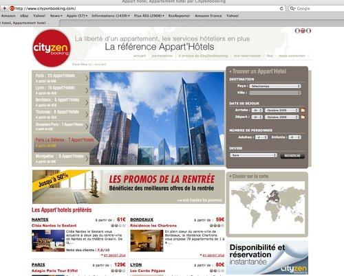 Résidences hôtelières : Cityzenbooking veut devenir une référence