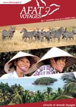 Les adhérents du réseau Afat Voyages bénéficieront du 1er mai dernier au 31 décembre 2005 de remises spéciales de fin d'année dans le cadre du programme Agent Partner Plus.
