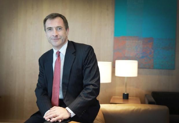 Diplômé de l'université d'Oxford, James Ginns a occupé diverses positions stratégiques au sein de la compagnie - DR : Cathay Pacific