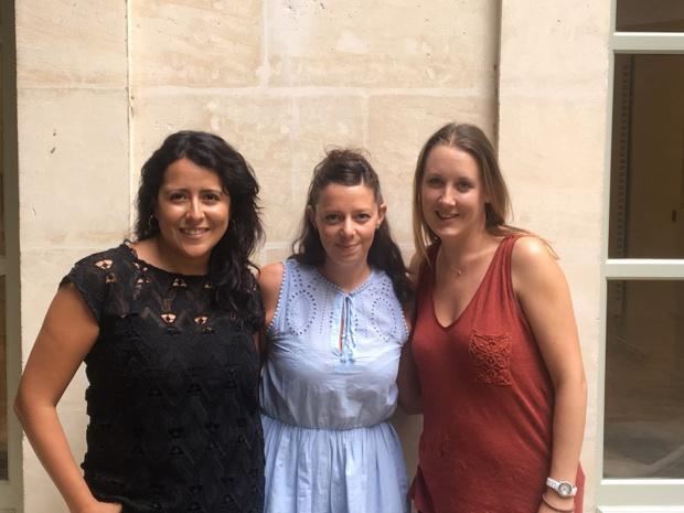 Austral Lagons vient de recruter Trilce Tafur, Audrey Notturno et Magalie Bertrand - DR : Austral Lagons