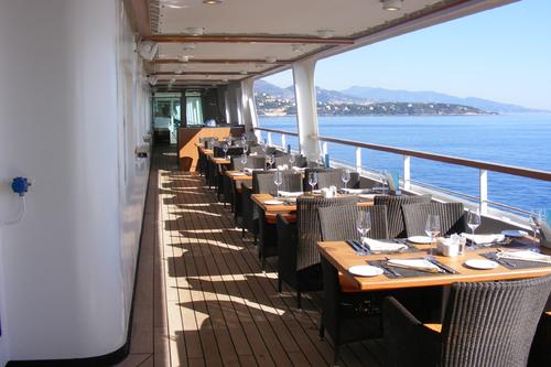 Seabourn Odyssey fait une escale remarquée à Monaco