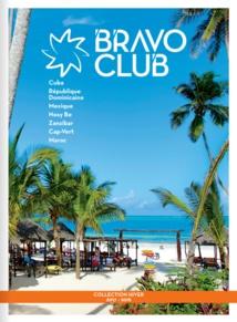 La 1ère brochure des Bravo Clubs est en cours de distribution dans les agences - DR : Alpitour