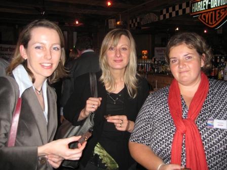 Véronique Leiber (direction Starter), Christine Caruso (production Starter), Julia Kuppel (production Starter)
