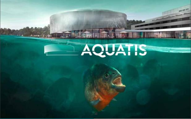 © Aquatis - aquarium vivarium de Lausanne
