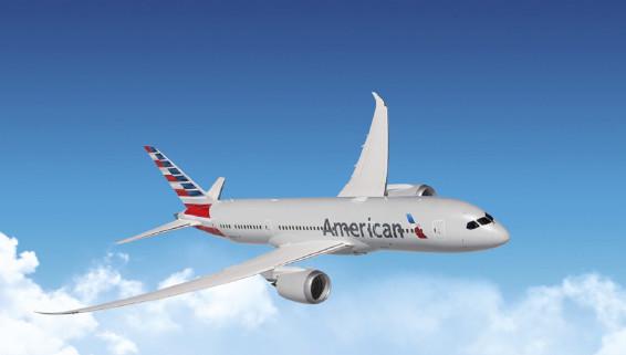 American Airlines booste son programme de vols vers l'Europe pour l'été 2018 - Photo : American Airlines