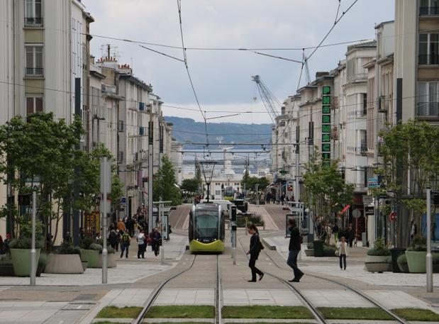 Brest et sa ville haute peuvent-elles se hisser au niveau de sa diversité portuaire ? - DR : J.-F.R.