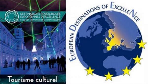 """Le concours EDEN 2017 a pour thème """"Le tourisme culturel"""". DR: Atout France"""