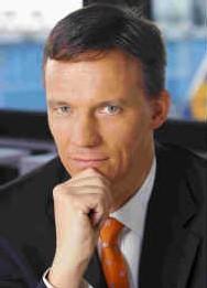 Karsten Benz, Vice Président Ventes & Services Europe