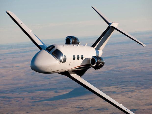 Le Cesna Citation Mustang, jet d'affaire le plus populaire sur la plateforme PrivatFly © AirCharterService