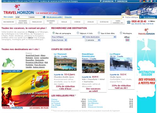 TravelHorizon au sommet de l'Europe avec le rachat de Sportura