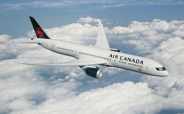 Air Canada développe son réseau vers l'Europe pour l'été 2018 - Photo : Air Canada