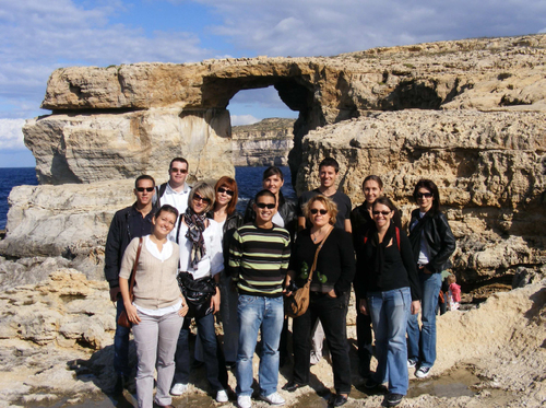 Eductour Malte du 15 au 18/10/09 au départ Lyon