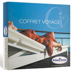 "Brittany Ferries lance ses ""Coffrets Voyage"""