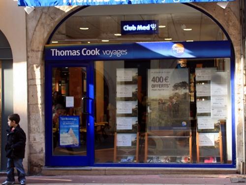 I - Thomas Cook : les franchisés se sentent  les « mal aimés » de la profession...