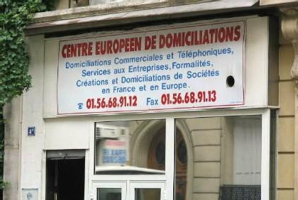 Opodo.fr n'est qu'une entreprises parmi plus de 500 inscrites à cette adresse. Étonnant non ?