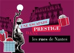 Nantes lance sa pochette cadeau