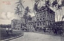 Le Galle Face Hotel de Colombo veut retrouver le cercle très fermé des palaces de légende.