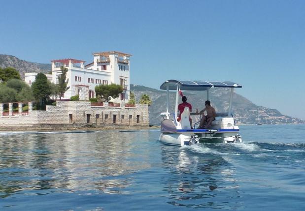 SeaZen, quand l'éco-navigation rime avec plaisance solaire - DR : SeaMagine Eco Navigation