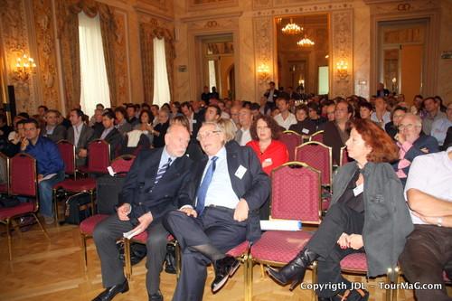 Reccord de fréquentation battu pour cette Convention de Florence avec... 179 participants !