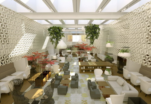 Mandarin Oriental, Barcelona - BLANC Restaurant Lounge / DR