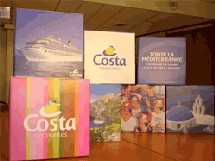 Dernière Plv Costa Croisières
