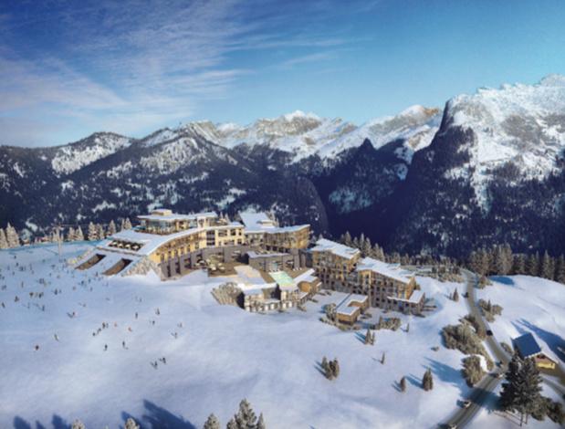Club Med embauche sur ses resorts alpins pour l'hiver 2018. Phot: Club Med