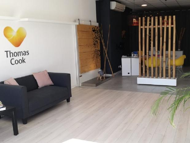 L'agence Thomas Cook Aubagne est suffisamment grande pour pouvoir accueillir une centaine de personnes pour son salon de la croisière - DR : Agence Thomas Cook Aubagne