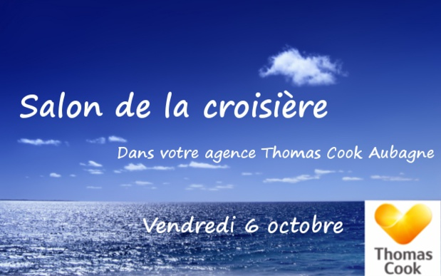 DR : Agence Thomas Cook Aubagne