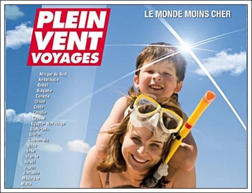 Plein Vent programme 32  destinations dont 12 long-courriers sa brochure annuelle valide jusqu'en novembre 2010 disponible sur brochuresenligne.com (Cliquer pour feuilleter la brochure)