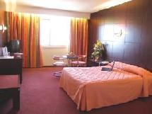 Une des chambres Comfort refaite à neuf