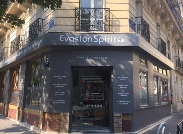 EvasionSpirit recrute des CDI avec l'ouverture de sa nouvelle agence dans le 14e, à Paris. DR: EvasionSPirit