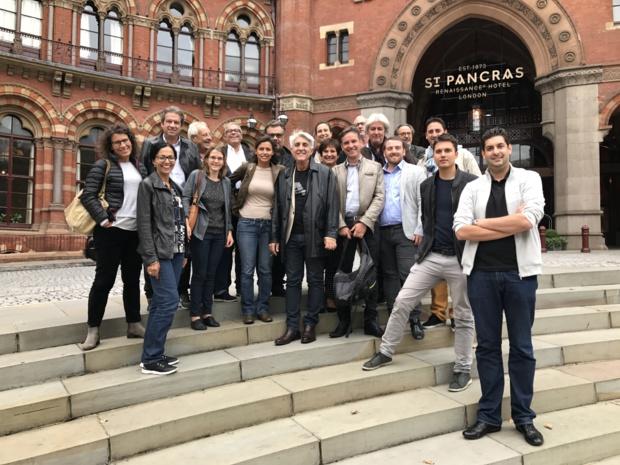 Challenge Tourisme a réussi à Londres une édition qui pourrair servir de modèle à une évolution du think tank - Photo JDL