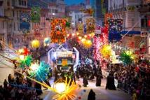 Carnaval à Rijeka. Photo: Petar Fabijan