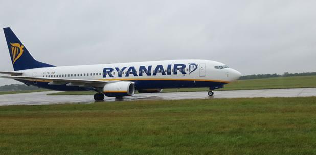 Ryanair volera deux fois par semaine entre Paris-Beauvais et Malte pendant l'été 2018 - Photo : Ryanair