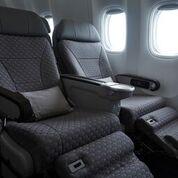 Les fauteuils de la classe Elite optimise le confort du passager avec des sièges inclinables à 127°. DR: EVA Air