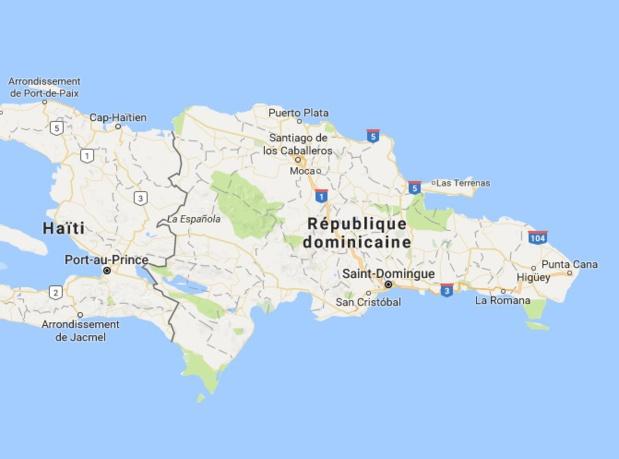 République Dominicaine : les régions touristiques n'ont pas été touchées par Irma