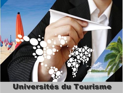 Lieu, date... la 2e édition des Universités du Tourisme change tout !