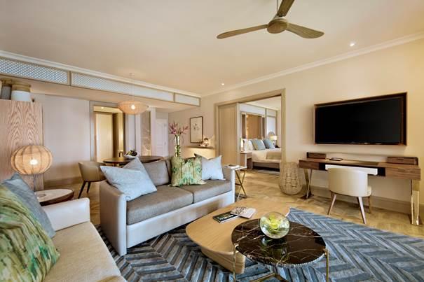 Le One&Only Le Saint-Géran, à Maurice, propose de nouvelles suites à ses clients - Photo : One&Only