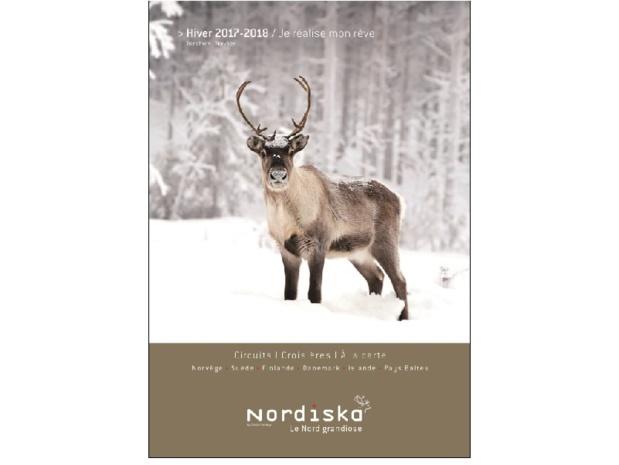 Nordiska propose pour la première fois un catalogue hiver