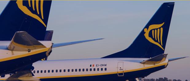 Ryanair ouvre un vol Francfort-Agadir en avril 2018 - Photo : Ryanair