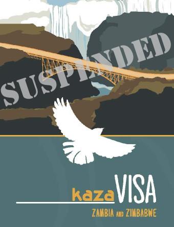 Pénurie d'autocollants visas pour le Kaza Uni-Visa en Zambie et au Zimbabwe - DR : Action-Visas