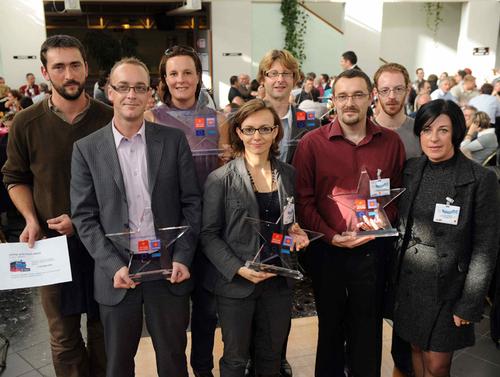 Les Lauréats des Trophées