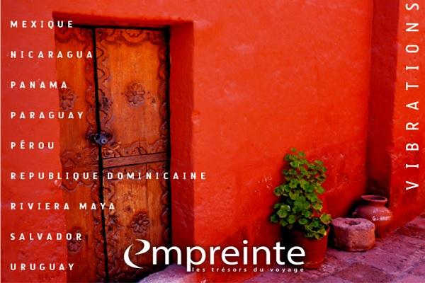 Les destinations sud-américaines et les caraïbes restent le coeur de cible d'Empreinte - DR: Empreinte
