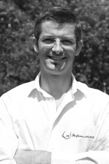 Nicolas Willams, responsable des groupes et séminaires pour la région Nord - DR : Parfums du Monde