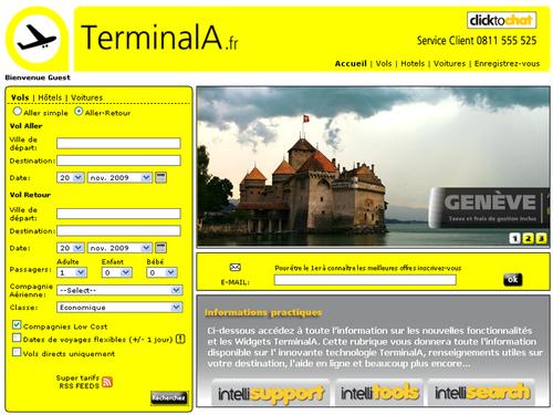 Terminal A n'a pas payé le BSP d'octobre en Espagne mais poursuit son activité
