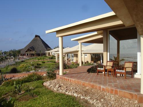 Au Lookéa Malindi, les chambres sont toutes face à la mer