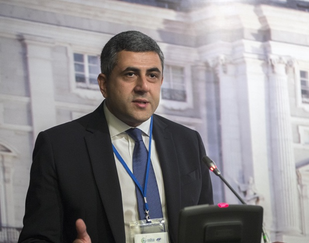 La vingt-deuxième Assemblée générale de l'OMT nomme Zurab Pololikashvili Secrétaire général pour 2018-2021 - Photo OMT
