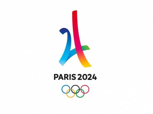 Le logo de Paris 2024. Il n'est que provisoire, la version définitive sera prochainement présentée - DR