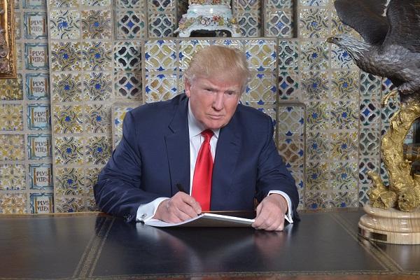 Selon David Chaumeil (La Maison des Etats-Unis), le climat de peur autour de Donald Trump ne s'est jamais installé chez les touristes français - Crédit photo : compte Twitter @realDonaldTrump